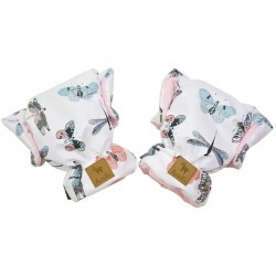Wodoodporne Rękawice Pink Wings Velvet