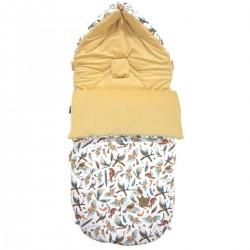 Śpiworek Banana Birdies Velvet L/XL (1-3 lat)