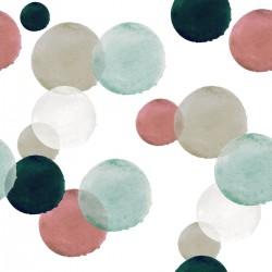 Bedsheet 70x140cm Ginko Bubbles