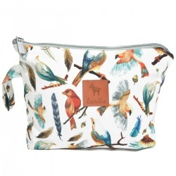 Cosmetic Bag Birdies S
