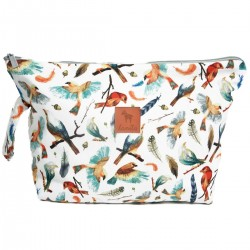 Cosmetic Bag Birdies L