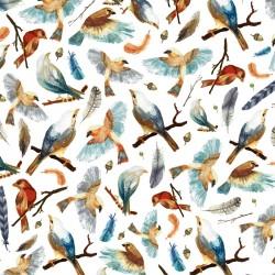 Bedsheet 70x140cm Birdies