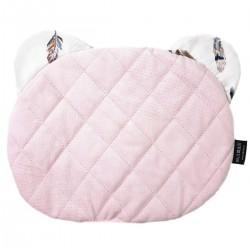 Poduszka Miś - Velvet Pink Pure