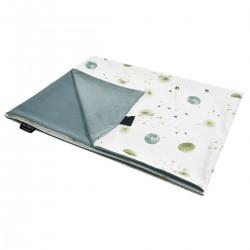 Preschooler Blanket Light 100x130 Khaki Fly Away - Velvet
