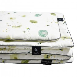 Beddings with Filling 100x135cm Grey Fly Away
