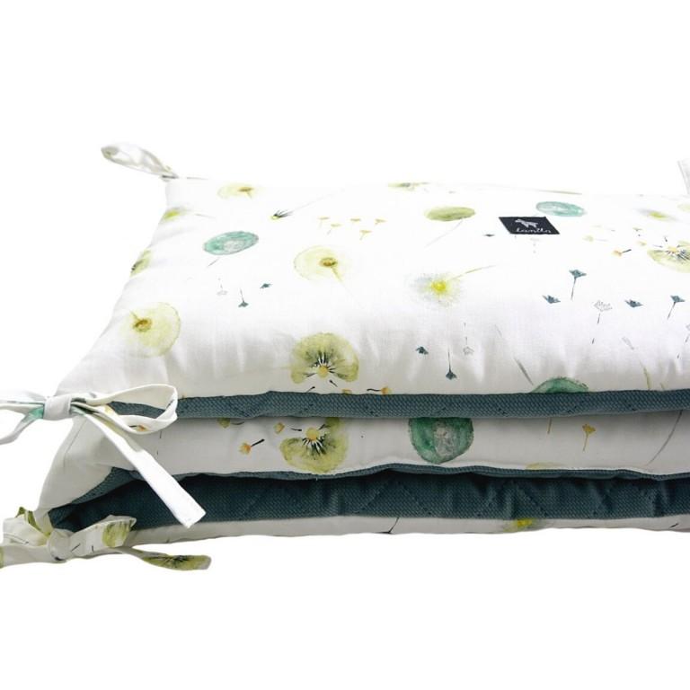 Ochraniacz do łóżeczka 70x140cm - Khaki Fly Away