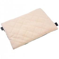 Preschooler Bed Pillow 40x60 Peach Rainforest - Velvet