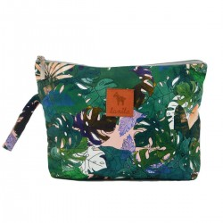 Cosmetic Bag Rainforest S