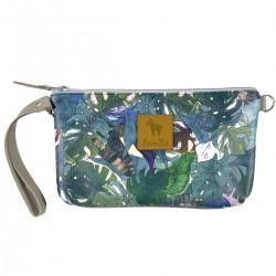 Waterproof Cosmetic Bag Rainforest
