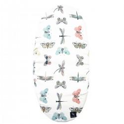 Bedsheet 35x75cm Wings