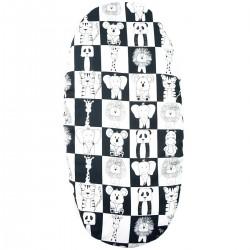 Bedsheet 35x75cm Wonderland