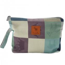 Cosmetic Bag Queen Zebra S