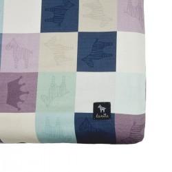 Bedsheet 60x120cm Queen Zebra