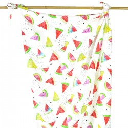 Bamboo Swaddle 100x120cm Juicy