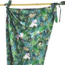 Otulacz Bambusowy 100% Rainforest 75x100cm