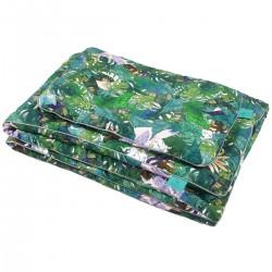 Bambusowa Pościel z Wypełnieniem Grey Rainforest 100x135
