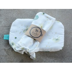 Baby Pillow 100% Bamboo 20x30cm Fly Away