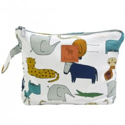 Cosmetic Bag In the Zoo S