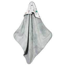 Bamboo Towel Grey Pure