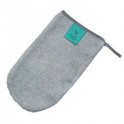 Bamboo Washcloth Grey