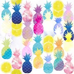 Maseczka Ochronna Neonfruit - Dziecięca (4-12lat)