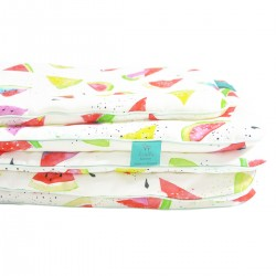 Beddings with Filling 75x100cm 100% Bamboo Mint Juicy