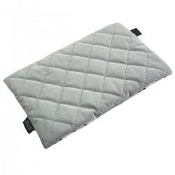 Preschooler Bed Pillow 40x60 Silver Ladybird - Velvet