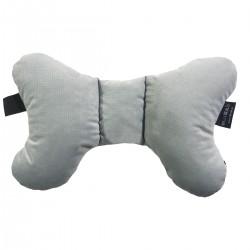 Shock-Absorbent Pillow Silver Ladybird - Velvet