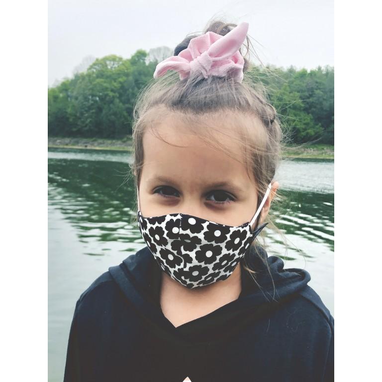 Maseczka Streetwear Blossom - Dziecięca (4-12lat)