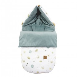 Stroller Bag S/M (0-1 year) Khaki Fly Away Velvet