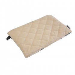 Preschooler Bed Pillow 40x60 Latte Sweet Dreams - Velvet