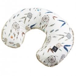 Breastfeeding Pillow Latte Sweet Dreams - Velvet