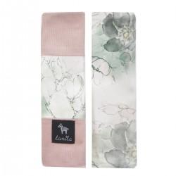 Ochraniacze na pasy Dusty Rose Flower Jam - Velvet