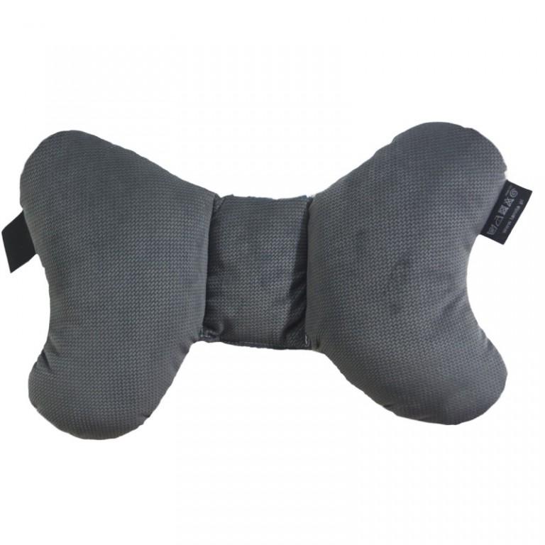 Poduszka Motylek - Velvet Dark Grey Lazy Leo
