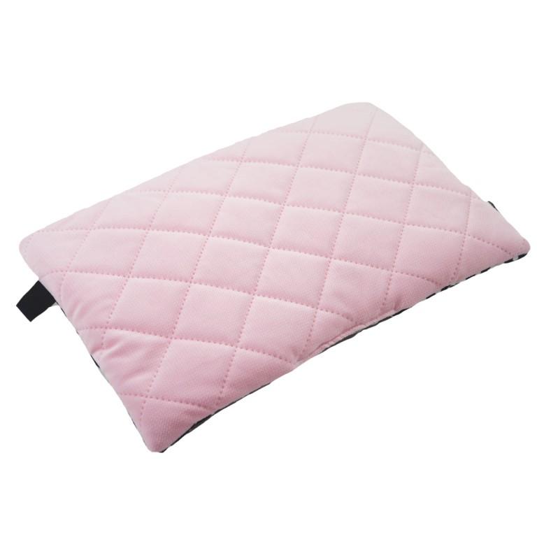 Poduszka Velvet 25x40 Pink Blossom