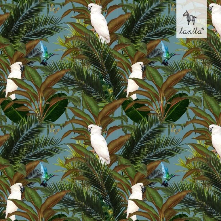 Pościel bawełniana Tropical 100 x 135cm