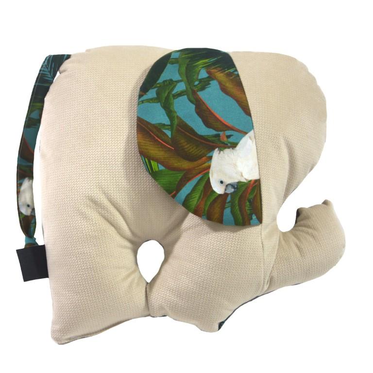 Poduszka - przytulanka Lucky Guy Latte Tropical