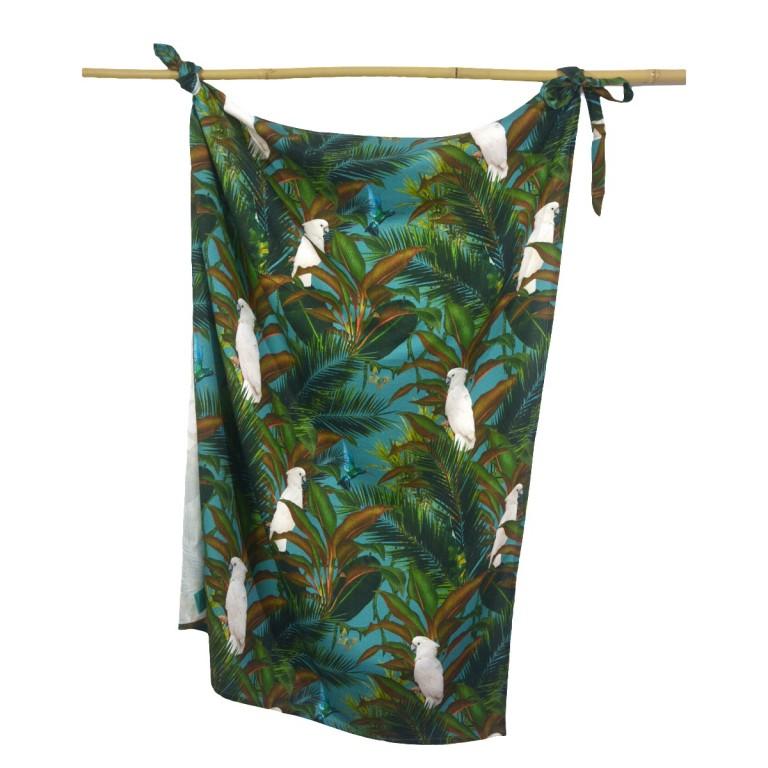Otulacz Bambusowy 100% Tropical 100x120cm