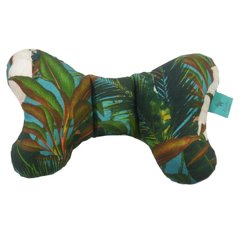 Poduszka Bambusowa Motylek Tropical
