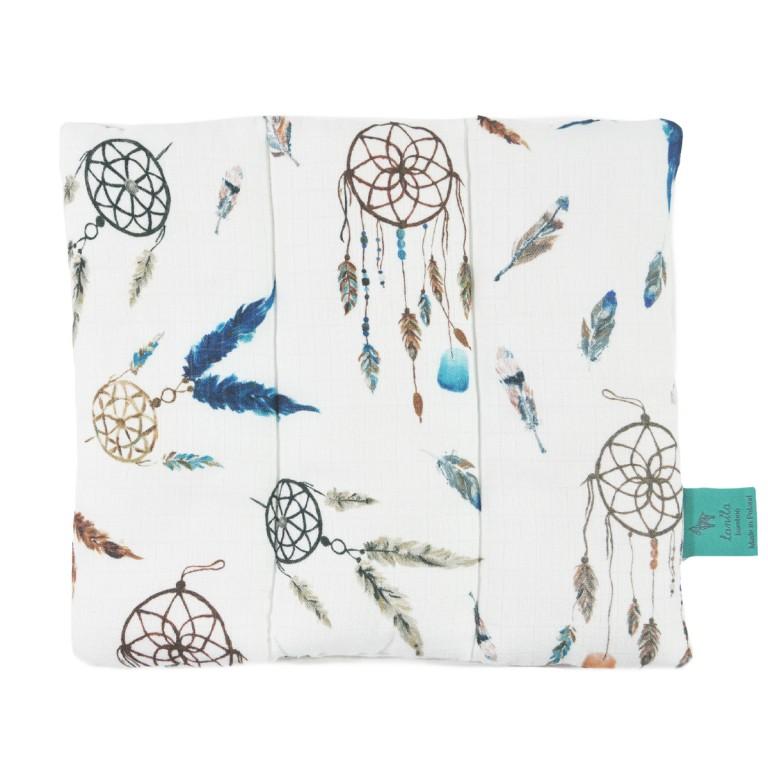 Muślinowa poduszka dla Niemowlaka Sweet Dreams 28 x 24cm