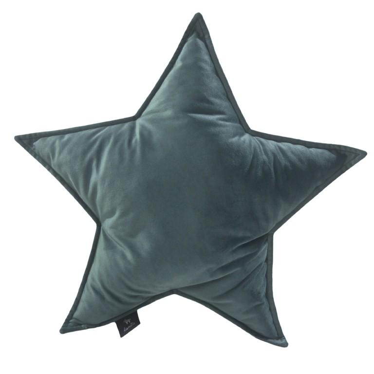 Poduszka Star Bottle Green