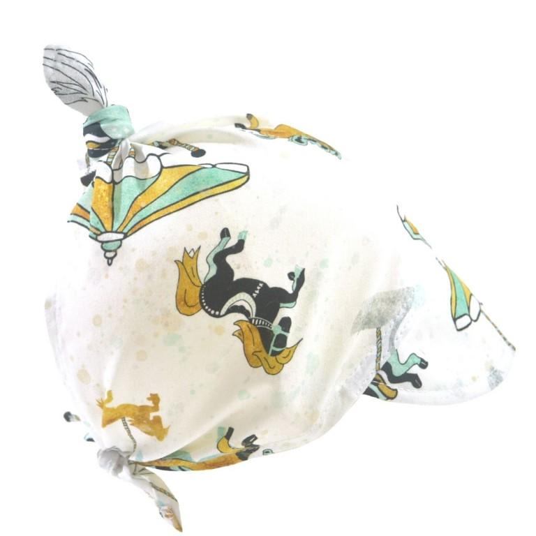 Bawełniana chusta z daszkiem Funfair