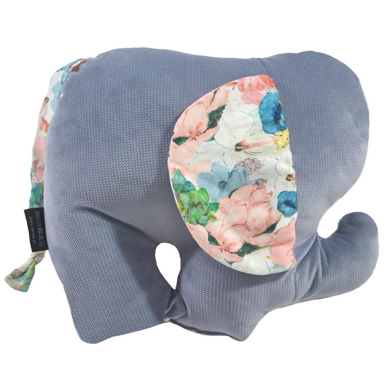 Poduszka - przytulanka Lucky Guy Grey Lucy Bloom