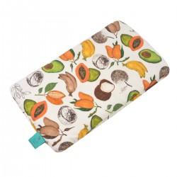 Bambusowa Poduszka Średniaka Coco & Banana 25x40cm