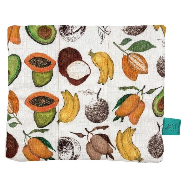 Muślinowa poduszka dla Niemowlaka Coco & Banana 28 x 24cm