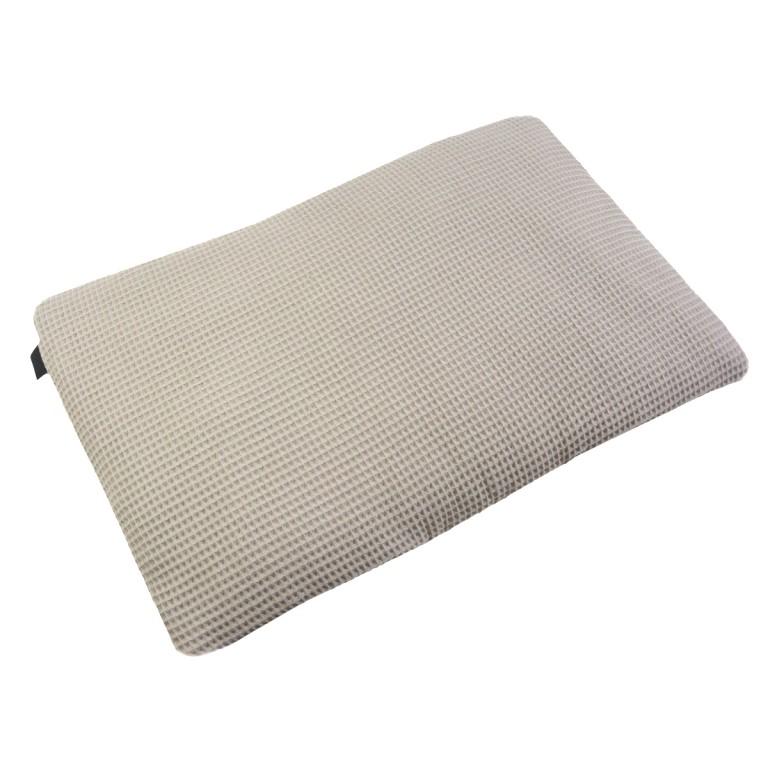 Poduszka Wafel 40x60cm Taupe Grey Pure