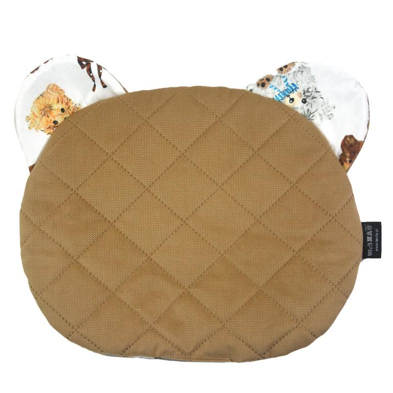 Poduszka Miś - Velvet Caramel Teddy