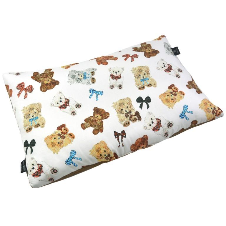 Poduszka Velvet 40x60 Caramel Teddy