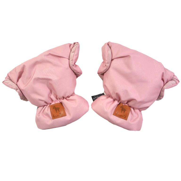 Wodoodporne Rękawice Pink Lanila Velvet