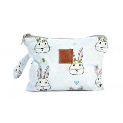Kosmetyczka Face the Bunny